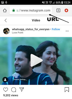 instagram se video download kaise kare puri jankari hindi me instagram se video download online android mobile se