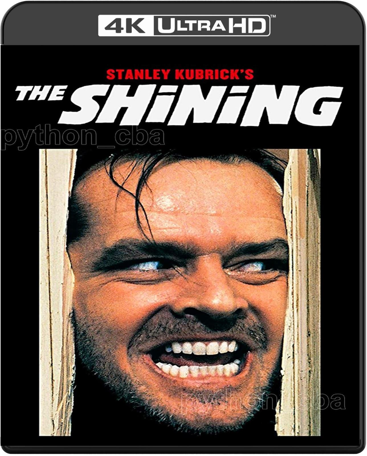 The Shining [1980] [UHD] [2160p] [Latino]