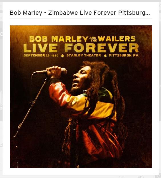 Zimbabwe Names: Bob Marley Zimbabwe Lyrics