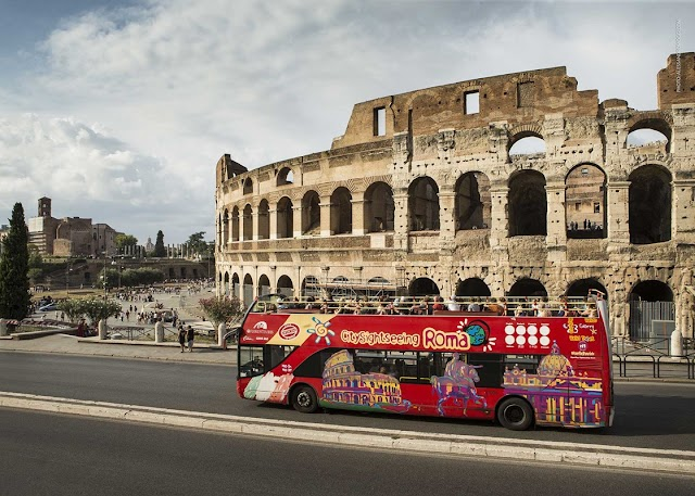 City Sightseeing Rome Tour Ticket Online