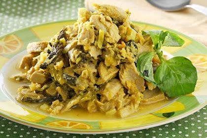 Resep Tuna Masak Woku