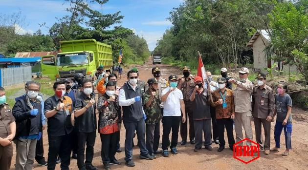 Polemik Jalan Pertamina Berakhir. KPK dan Kejati Tegaskan Aset Pertamina Clear !!