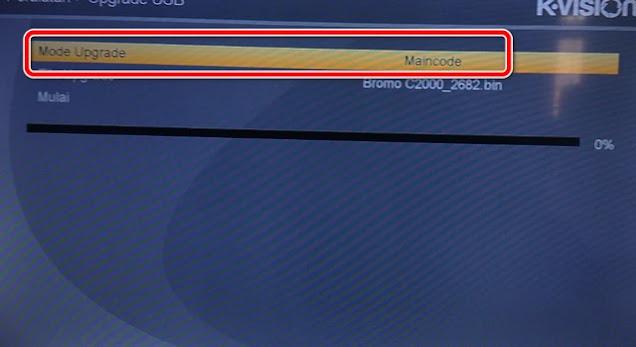 Mode Upgrade K Vision Bromo c2000