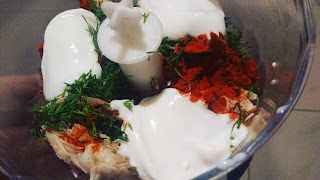Dieta cukrzycowa : Pasta z makreli do kanapek.