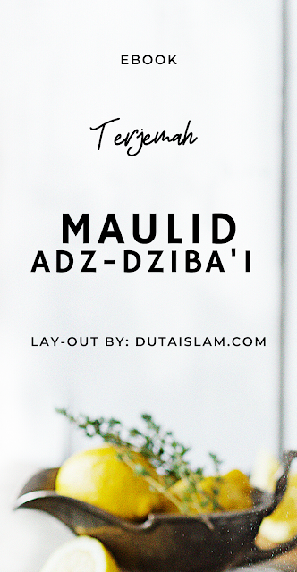 download maulid dzibai terjemah full