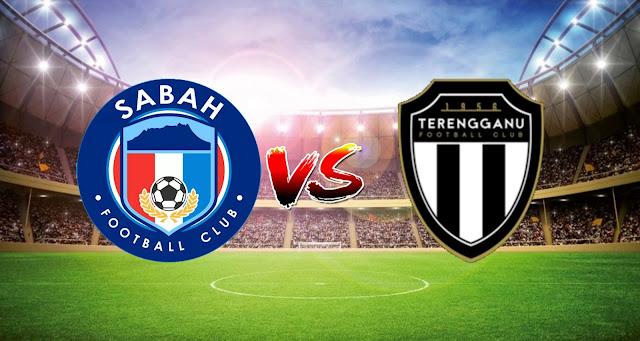 Live Streaming Sabah FC vs Terengganu FC 21.3.2021 Liga Super