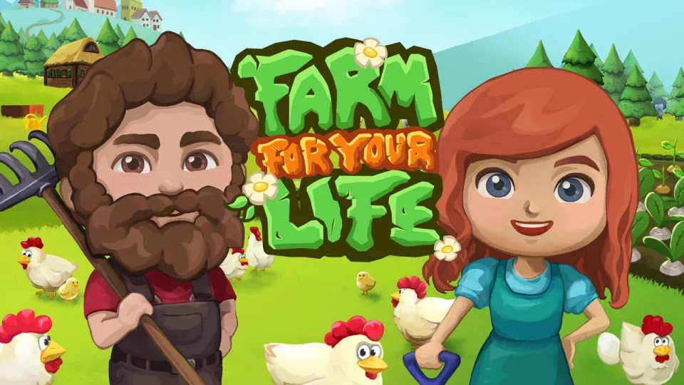 Farm for your Life releases on consoles TODAY!