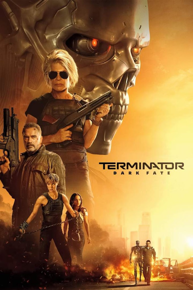 Movie : Terminator : Dark Fate ( 2019 )