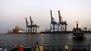 Qatar plans to build the largest port on the Red Sea