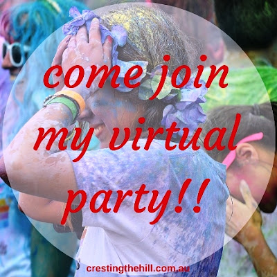 #midlife blog crestingthehill.com.au