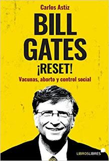 Entrevista al escritor Carlos Astiz y su nuevo libro Bill Gates ¡Reset!