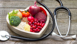 diet dan jantung koroner