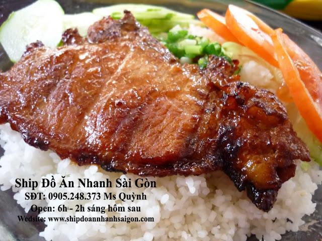 Giao Đồ Ăn Đêm Sài Gòn