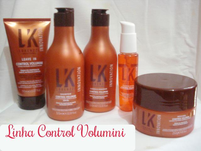 Linha Control Volumini da LK Lokenzzi Professional (foto: blog luluonthesky)