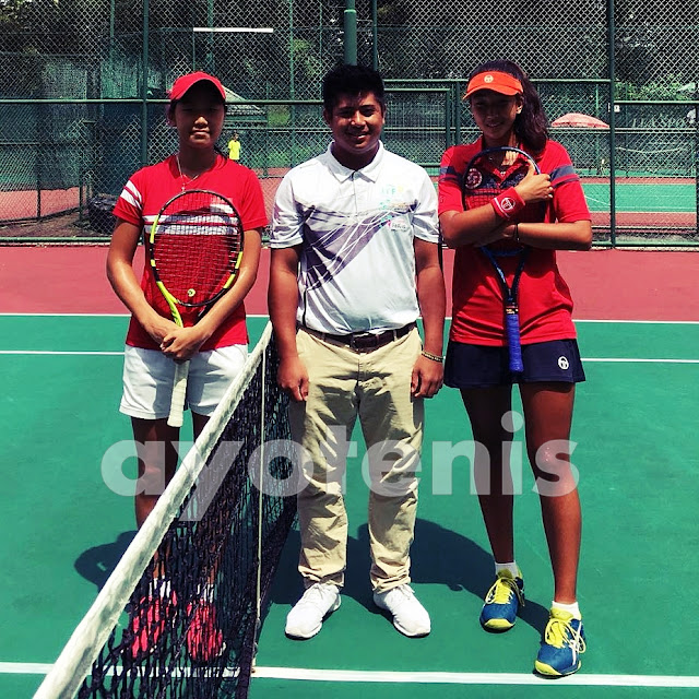 Fed Cup Junior 2018: Gasak Hong Kong, Indonesia Melaju Ke Final