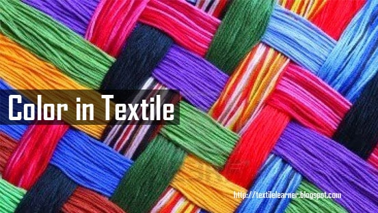 Color in textile
