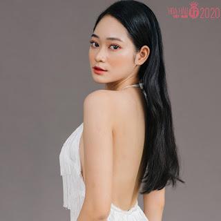"""Người đẹp 19 tuổi, thích khoe ảnh sexy dự thi """"Hoa hậu Việt Nam 2020"""""""