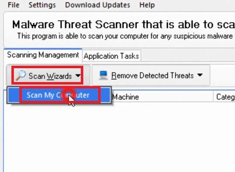 برنامج EMCO Malware Destroyer