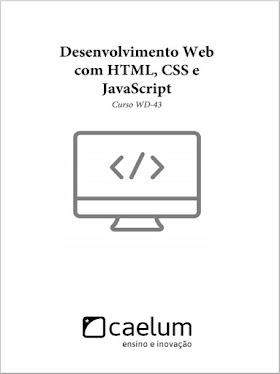 Desenvolvimento Web - HTML, CSS e JavaScript