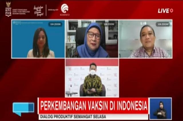 Vaksinasi Indonesia Dipuji WHO, Tersukses Kedua di Asia