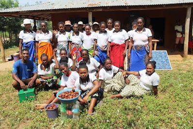 Photos de famille GES Miray Fo 1 à Tsianaloka
