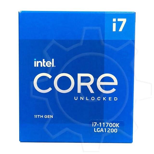 Intel ra mắt CPU Core i5, i7 và i9 thế hệ thứ 11