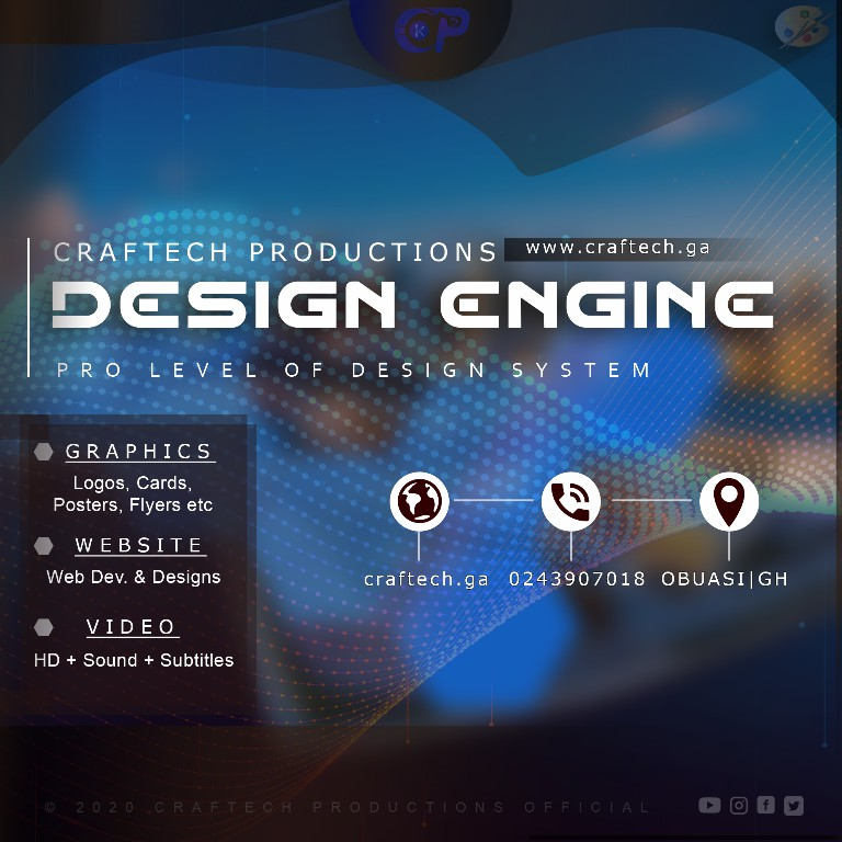 Craftech Design Engine