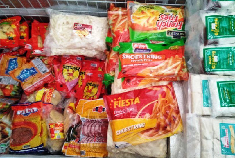 Agen Grosir Frozen Food Tangerang