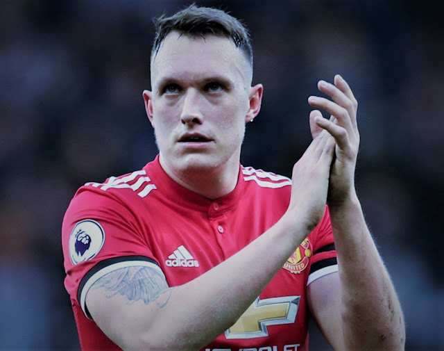 "EPL: Phil Jones Hums To West Ham's ""You Are Getting Sacked Tomorrow"" Song"