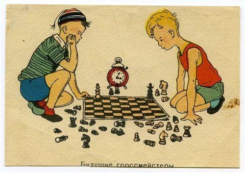 Хочешь похудеть? Играй в шахматы!