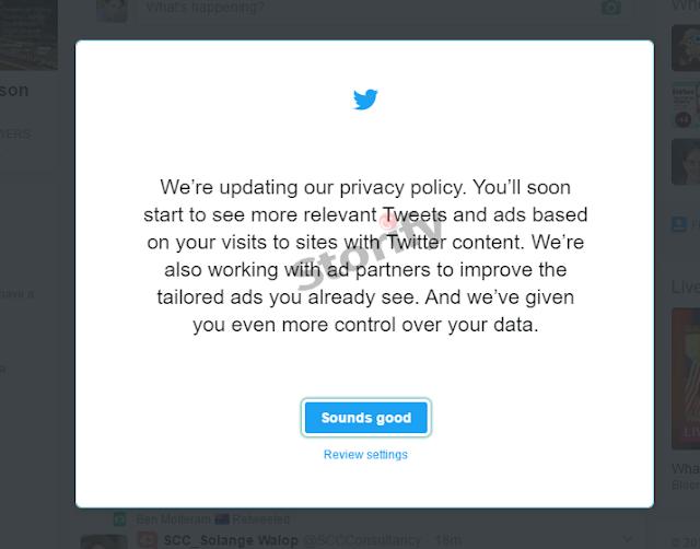 Twitter Güncellemesi