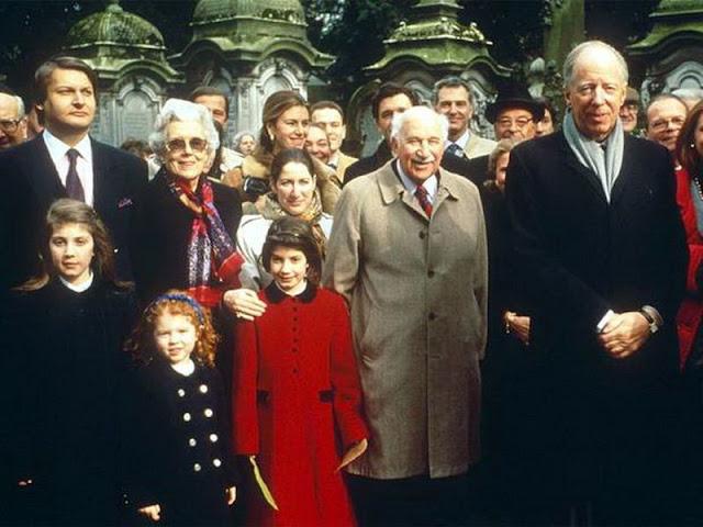 5 Keluarga Kaya-Raya yang Menguasai Dunia