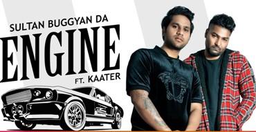 Engine Lyrics - Sultan Buggyan Da ft Kaater