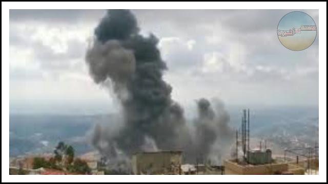 انفجار جنوب لبنان   خطوة في مسار الحرب الإسرائيلية الإيرانية