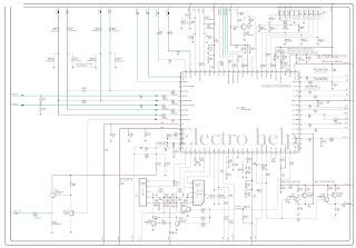 Electro help: CL21A551 Samsung CRT TV