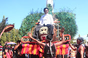 Pelaksanaan Karnaval Digelar Pemerintah Kabupaten Wajo untuk Menyemarakkan HUT Kemerdekaan RI ke-74