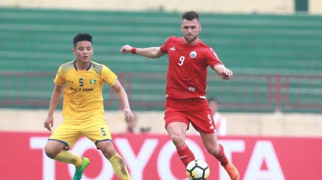 Persija Jakarta vs Song Lam Nghe An