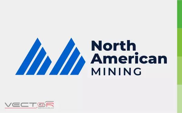 North American Mining Logo - Download Vector File CDR (CorelDraw)