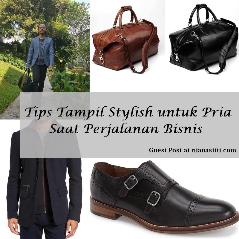 Tips Tampil Stylish untuk Pria Saat Perjalanan Bisnis - LIVING ROOM 6022a0dae3