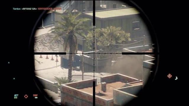 Francotirador mata a 3 miembros de ISIS de un solo tiro