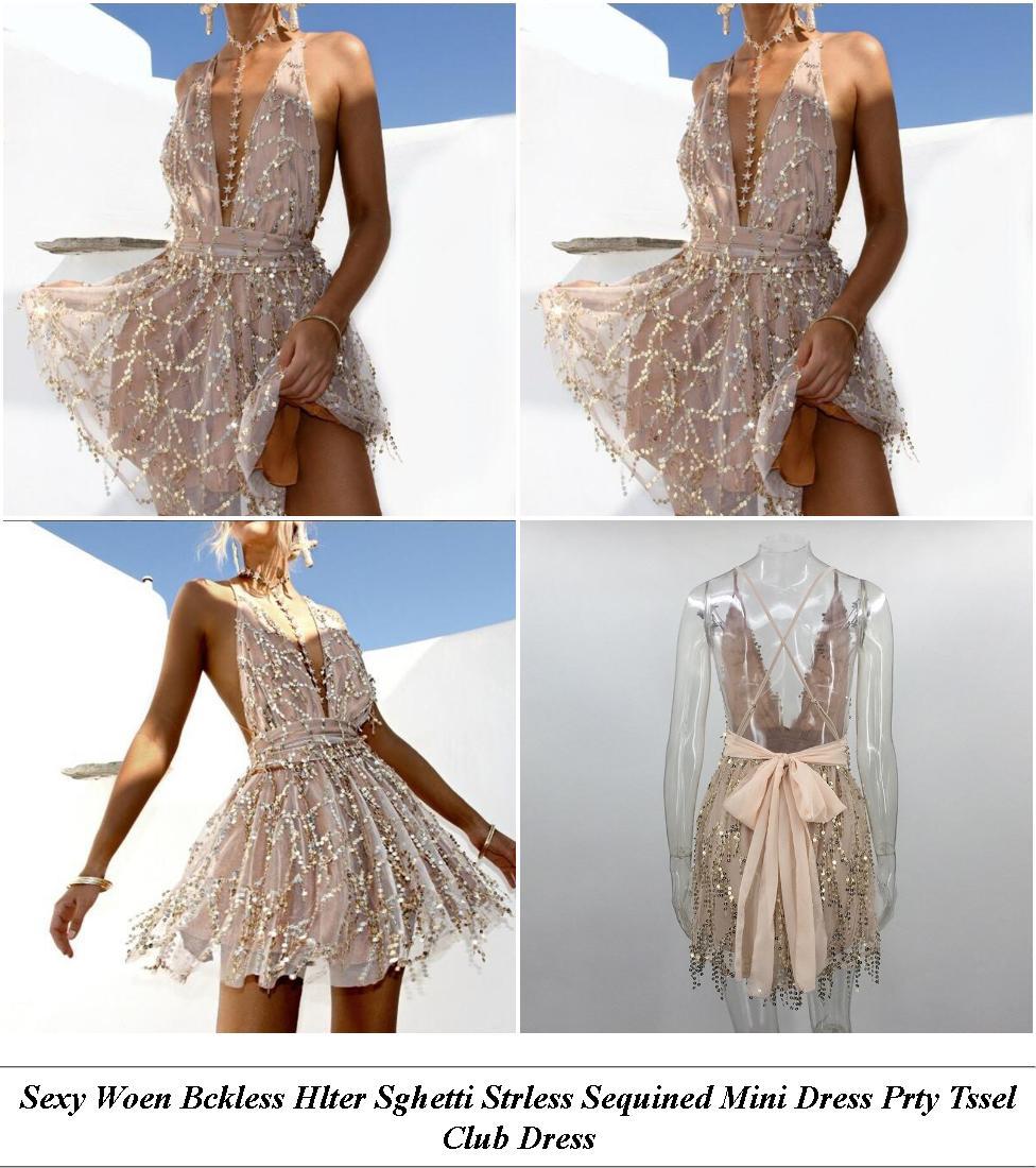 Party Dresses - Sale Sale - Sequin Dress - Cheap Clothes Online Uk