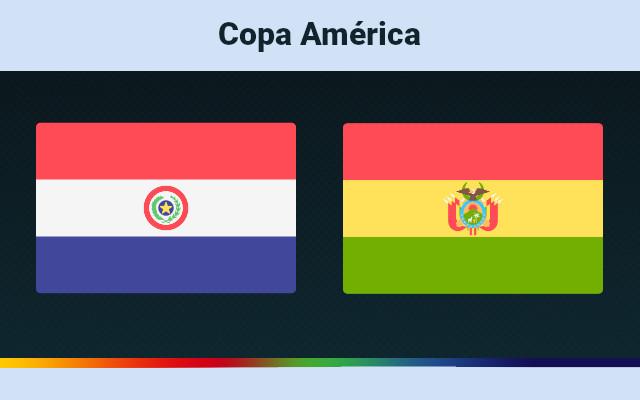 Paraguay vs Bolivia Live  Copa America 2021  Team News, Prediction and Match Preview