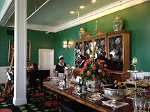 Barb' Tea Grand Time Hotel