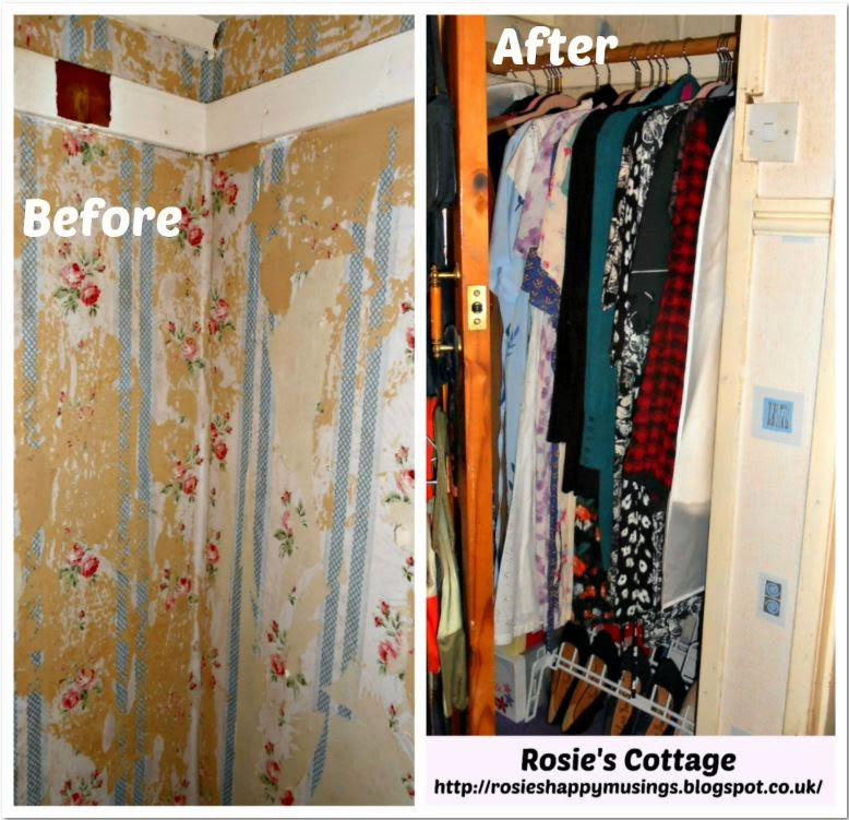 Bedroom Closet Before And After Photos
