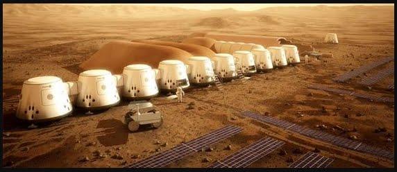 Se un giorno il pianeta Marte venisse colonizzato