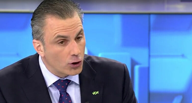 Ortega Smith denunciado en el Supremo por falsedad documental en Vox