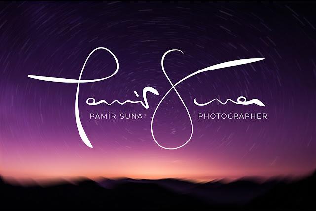 isme özel logo tasarımı fotoğrafçı logosu