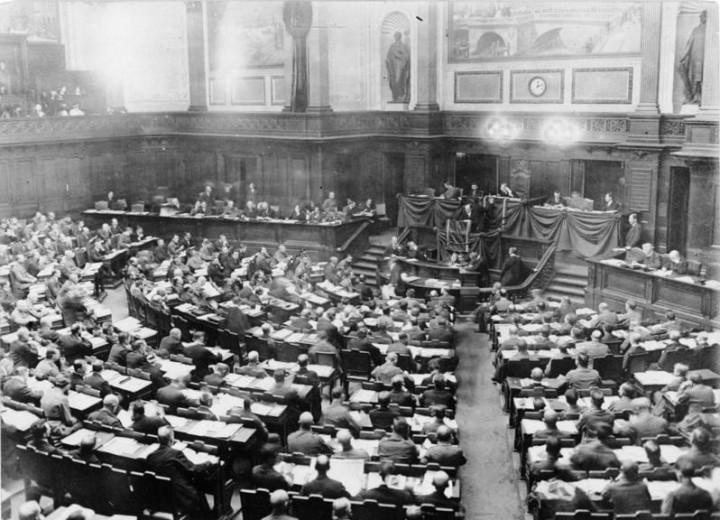 Berlyno taryba, 1918 m.