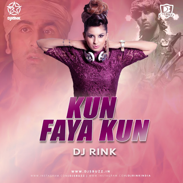 Kun Faya Kun (Bollywood Deep Tech Progressive) – DJ Rink