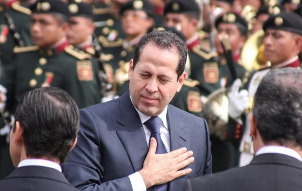 !!!MÉXICO ME NECESITA!!! No me descarto para la candidatura del PRI en 2018: Eruviel Ávila